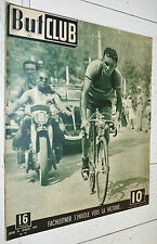 BUT ET CLUB N°74 1947 CYCLISME TOUR FRANCE FACHLEITNER CAMELLINI VIETTO BOXE