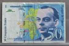 Frankrijk - France :  50 Francs 1977 cinquante francs 1976 Saint-Éxupéry