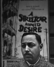 Tennessee Williams UNSIGNED photograph - L2029 - A Streetcar Named Desire