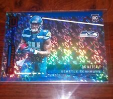 DK Metcalf 2019 Panini Unparalleled Flight Refractor Rookie Seahawks RC MINT!!