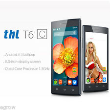 "5.0"" THL T6C 3G Smartphone Libre Android 6.0 Quad Core Dual SIM Móvil Teléfono"