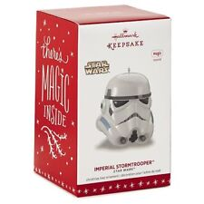 Hallmark 2016 IMPERIAL STORMTROOPER Ornament- Star Wars ROGUE ONE Magic Sound