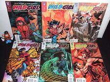 WILD GIRL (6) ISSUE SET #1-6 WS '05 CAN TALK TO ANIMALS ADVENTURE LEAH MOORE NM-