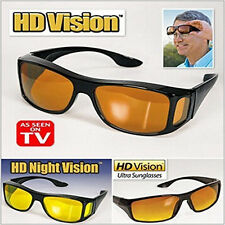 UV400 Sunglasses Glasses Goggles Fishing Riding Driving Night Vision HD Unisex
