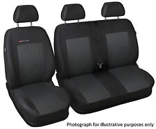 Tailored VAN seat  covers for Renault Master  2010 - on 2 +1