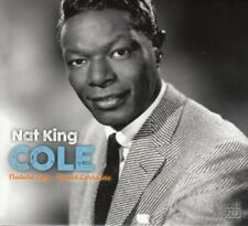 Nat King Cole - Nature boy/Sweet Lorraine  - 2 CDs -