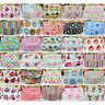 "2 5 10 20 Yards 7/8"" 22mm Grosgrain Cartoon Printed Pattern Ribbon Craft Decor"