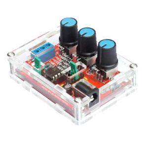 Funktion Signal Generator DIY Kit Unterstützung Sinus Dreieck Square Für
