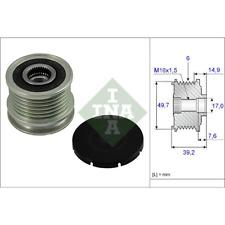 Generatorfreilauf - INA 535 0015 10