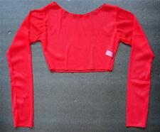 Unbranded Long Sleeve Cropped Petite T-Shirts for Women