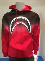 ETERNITY BC/ AD  Red   pull over hoodie with Chenille Patch