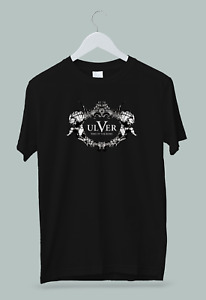 Ulver Norwegian Experimental Electronica Band Wars Of The Roses T-shirt S-2XL