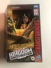 Transformers War for Cybertron: Kingdom Deluxe WFC-K14 -AIRAZOR- New