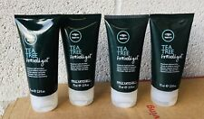 4 Pack Paul Mitchell Tea Tree Firm Gel 2.5 oz