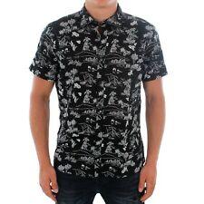 JACK&JONES Hombre Camisa Larga Corta Vestir Casual estampados 23028
