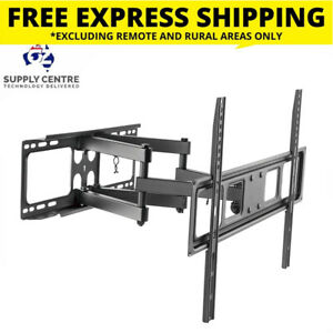 """Brateck Economy Solid Full Motion TV Wall Mount for (37""""-70"""" TVs)"""