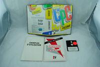 Logiciel CALCUMAT pour AMSTRAD CPC 464 664 6128 DISK disquette : fonctionne