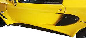 Carbon Seiten Schweller Ansatz Sideskirts Diffusor Lotus Elise Exige MkII