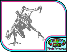 Alien Ripley AVP Xenomorph P Weyland Vinyle Autocollant Mural Voiture Poster fenêtre Decal