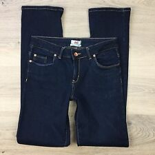 Jag Slim Straight Stretch Women's Jeans Size 11 European Fabric W29 L32(HH2)