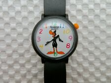 1993 Daffy Duck Backwards Running Watch by Armitron - New Battery Installed