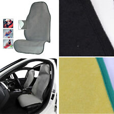 Universal 2In1 Car Seat Cushion + Gym/Running/Beach Microfiber Sweat Towel Grey
