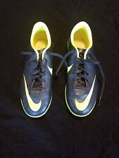 Youth Nike Indoor Soccer Cleats Mercurial Size 4