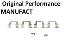 Original Performance Disc Brake Hardware Kit Front 528 37017