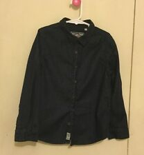 Indie By Industrie Boys Shirts Size 6 Great Condition Navy Color