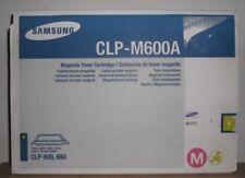 Original Samsung clp-m600a toner magenta pour clp-600 clp-650 neuf dans sa boîte a