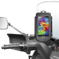 Samsung Galaxy S5 S4 Hardcase (GR. M) wasserdicht mit Halterung Roller Scooter