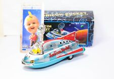 Mini Sonicon Rocket In Its Original Box - Near Mint Retro Original Japan