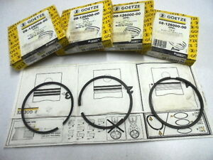 Jeu de segments piston Opel Astra vectra Zafira Frontera Omega piston rings set