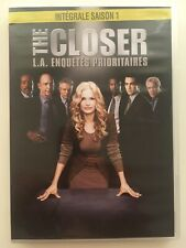 The closer saison 1 COFFRET DVD NEUF SANS BLISTER
