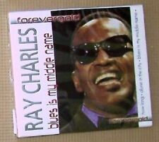 CD - RAY CHARLES - Blues is my middle name - nuovo new