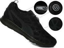 Refletive PUMA DISC SLEEVE IGNITE FOAM TRIPLE BLACK  360946 01  Shoes SIZE  US 9 ab81f4a52