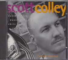 SCOTT COLLEY  CD PORTABLE UNIVERSE