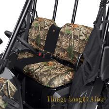 CAMO SEAT COVER for 2004-2005 POLARIS RANGER 2x4 4x4 6x6 EFI 425 & 500 Bench Set