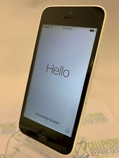 Apple iPhone 5C A1456 16GB (C Spire) Bad ESN - Locked - For Parts - As Is (B13)