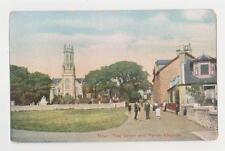 Row,U.K.The Green and Parish Church,c.1909