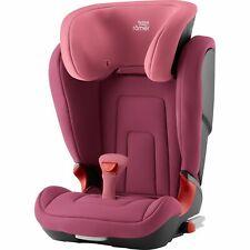 Britax Romer Kidfix 2 II XP SICT Kids Car Seat Wine Rose Red Isofix Booster New