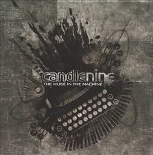 The Muse In The Machine by Candle Nine (CD, Tympanik Audio)