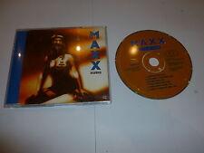 MAXX - Get-A-Way - 1994 UK 6-track CD single