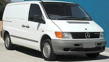 Mercedes VITO 108 diesel Van Complete W638 DIESEL RUNING Van 2002 116.000KMS