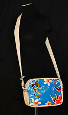 CHIC Pedale Tropical Zipper Lunch Cooler Cross-body Shoulder Purse Hand Bag M