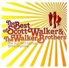 SCOTT WALKER & AND THE WALKER BROTHERS: THE VERY BEST OF CD 21 GREATEST HITS NEW
