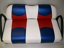 Ez-Go Txt Golf Cart Custom Deluxe Seat Covers-Front & Rear(3- color,Crbn Fbr)