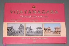 VIJAYANAGARA Through Eyes of Greenlaw Gollings Gopal Muralidhar Limited Ed India
