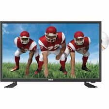 "RCA 24"" Class FHD (1080P) LED TV (RTDVD2409) with Built-i W"