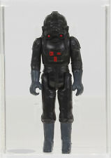 Star Wars 1988 Vintage Uzay TIE Fighter Pilot (--) Loose Action Figure AFA Q-80